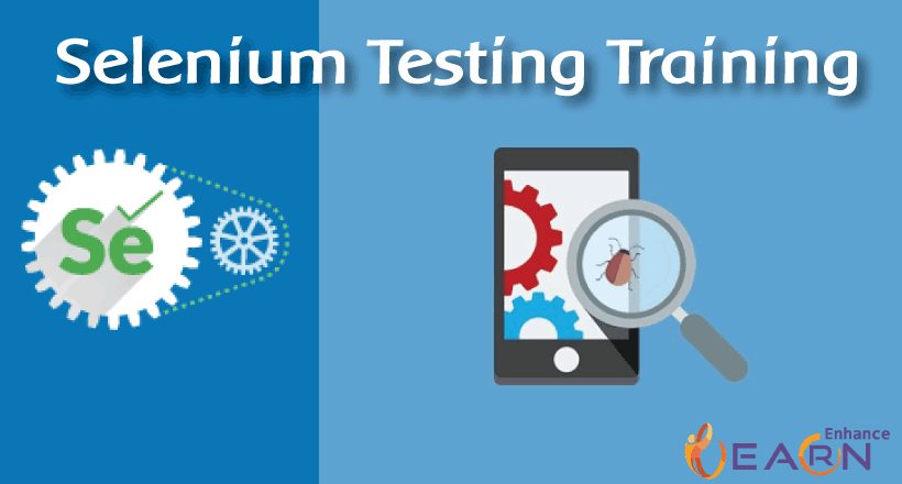 Selenium Testing Training