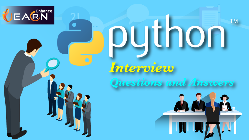 Most Asked Python Programming Interview Questions and Answers