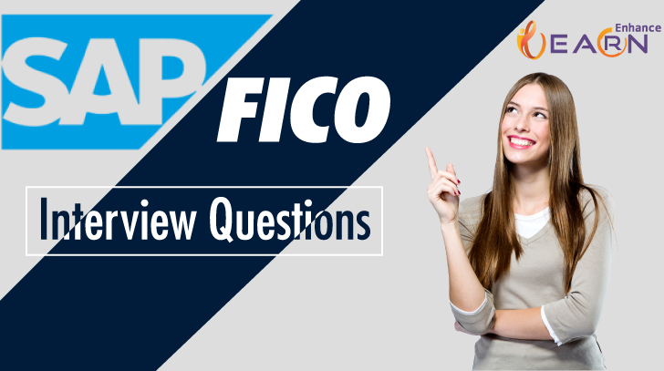 Most Asked 50 Interview Questions for SAP FICO with Answers